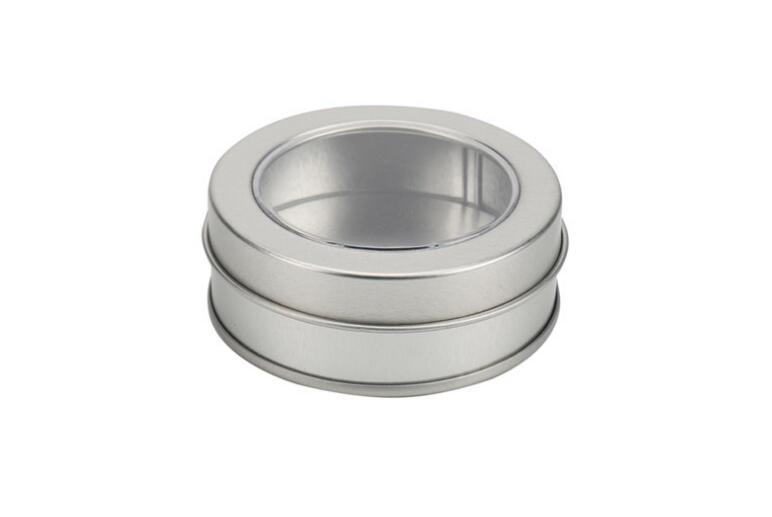Small Round Windows: Dia.65x25mm Round Tin Box Small Round Box Usd B Metal Case