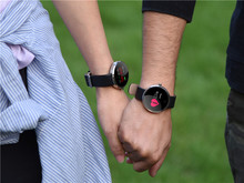 Color LCD NRF52832 Blood Pressure Smart Watch for Women Heart Rate Monitor APP Watch Message Sync Sport Bracelet Female Gift dwm1001 dev stm32f072 nrf52832 dw1000
