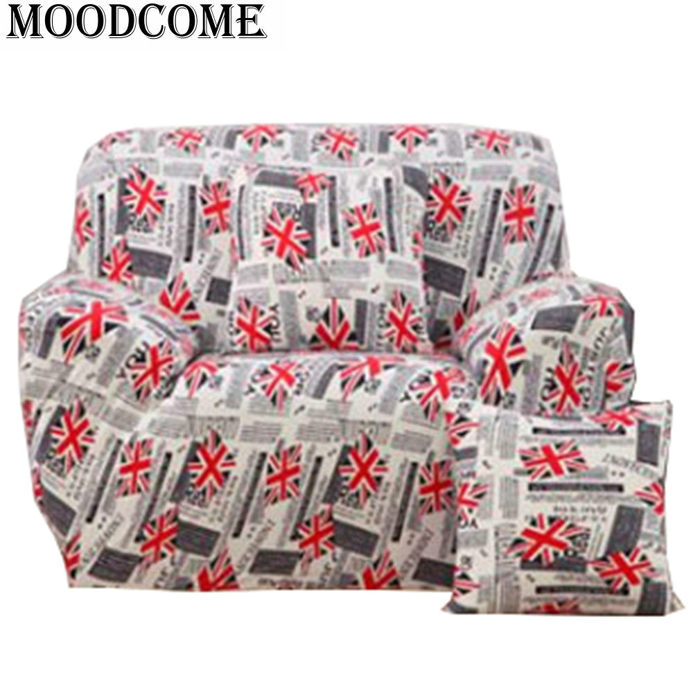 Elastic L Shaped Sofa Covers Furniture Couch Sofa Cover Set Slipcover Couch Cover Polyester Sofa Cover