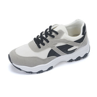 UNN Women Running Shoes Lace Up Sport Shoes Outdoor Suede Mesh Walking Athletic Shoes Comfortable Women