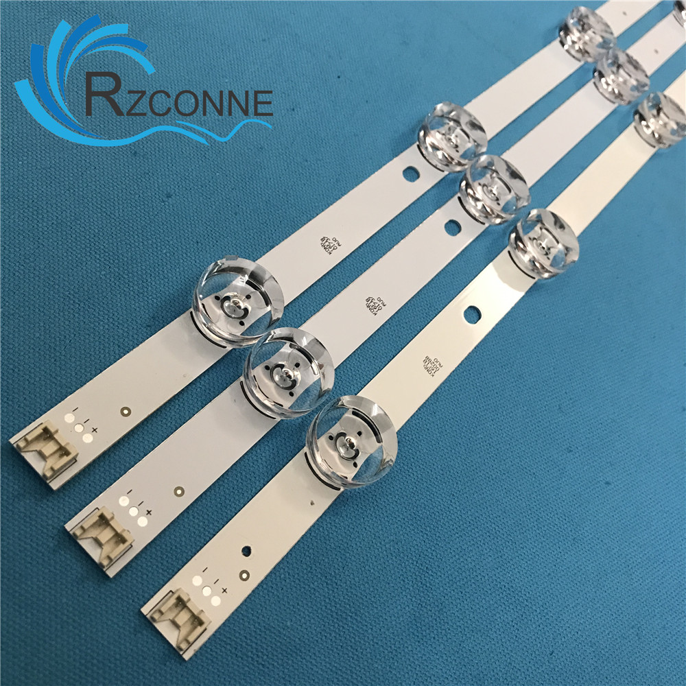 Image 4 - LED strip for SUNG WEI LGE 32Inch B A 6916L 1703B 1704B 32LY340C LC320DXE FG A3 6916L 2406A 2407A 32LF560V 32LB582D 32LB565U-in Industrial Computer & Accessories from Computer & Office