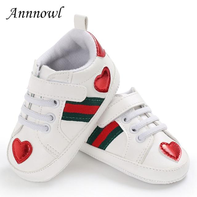 ad621b344d4ca Bébé berceau chaussure mode formateurs crochet-and-loop infantile filles  chaussures pour 1 an