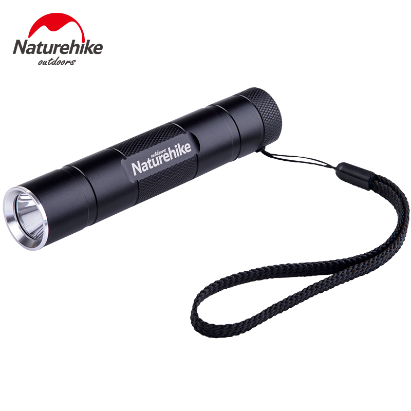 Brand NatureHike USB Rechargeable portable waterproof mini strong light Led Flashlight Torch