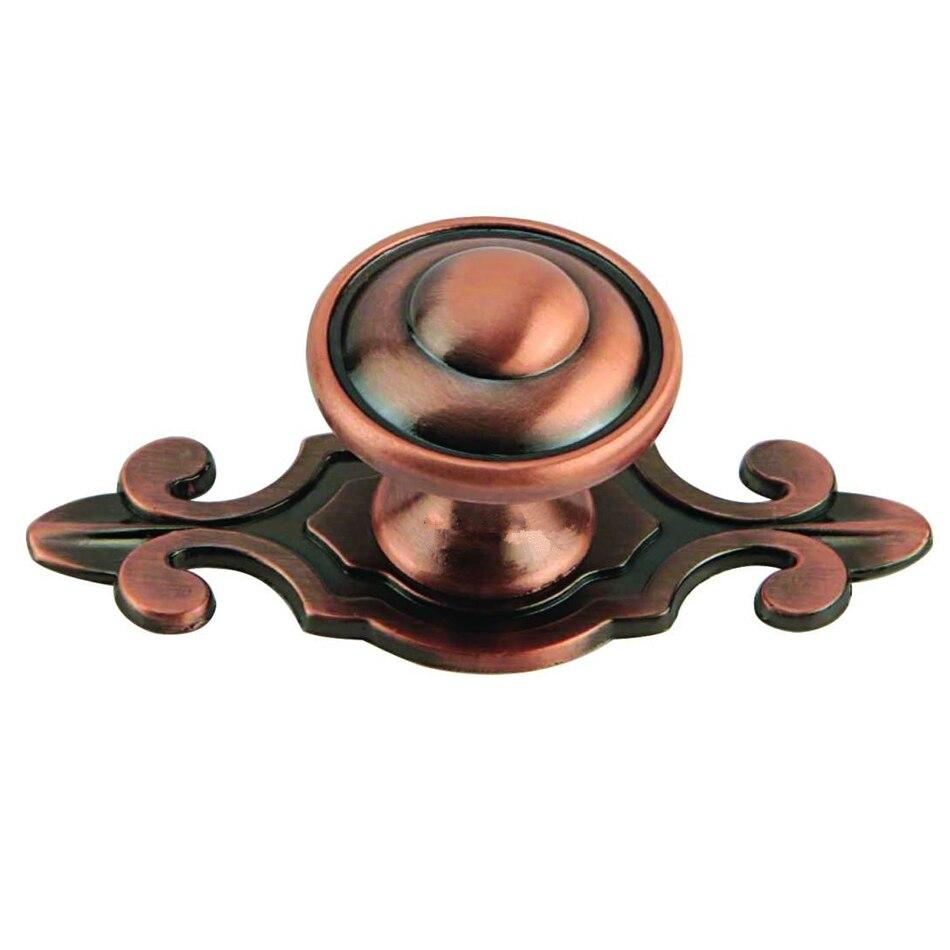 Envío Libre de Bronce Antiguo de cobre Muebles Desmontable Estilo de ...