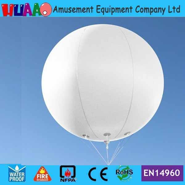 ФОТО 2m/6.5ft Giant PVC inflatable balloon sky balloon helium balloon for outdoor