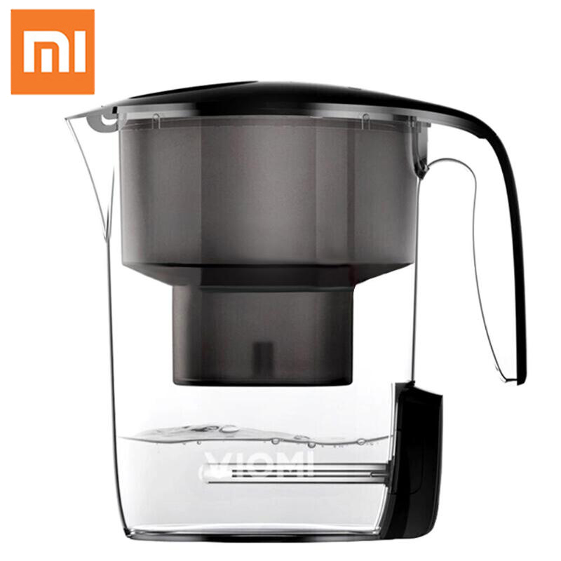 Xiaomi VIOMI Smart UV Filter Kettle Ultra Violet Disinfection Multi Effect Filter Mijia Electric Filter Kettle Water Purifier