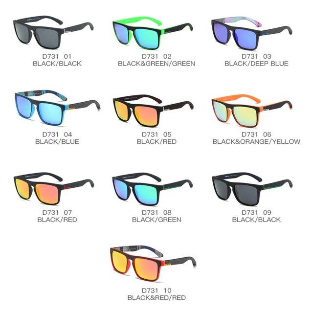 DUBERY Polarized Sunglasses Men's Driving Shades  1