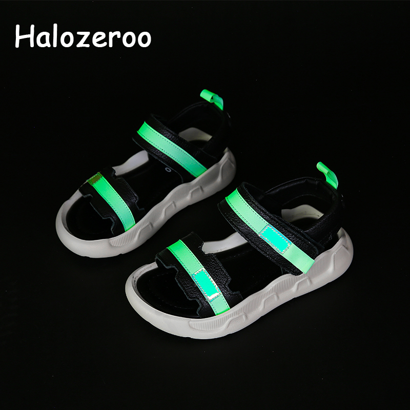 Summer 2019 New Kids Beach Sandals Baby Girls Casual Sandals Children Genuine Leather Shoes Boys Brand Sport Sandals Soft SandalSummer 2019 New Kids Beach Sandals Baby Girls Casual Sandals Children Genuine Leather Shoes Boys Brand Sport Sandals Soft Sandal