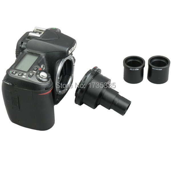 NIKON microscope Adapter for NIKON camera, professional camera adaptor