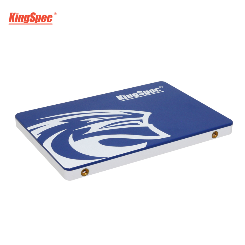Kingspec Ssd Hdd 2 5 Solid State Drive Sata Sata3 60gb Blue Metal Case Hard Disk For Asus Laptop Notebook Computer Mini Pc