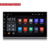 2 Din Android Car Radio Stereo 7Universal Car GPS Navigation Wifi Bluetooth USB DVR Radio Audio Player For Nissan Toyota Player