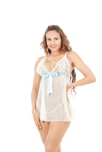 2017 Hot Sale Sexy Lingerie Women Top Underwear Sexy Erotic Lingerie Lace Sleepwear Erotic Sleepwear Dress Valentine's Day Gift