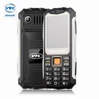 Original VKworld Stone V3S Mobile Phone 2 4 Inch Dual SIM Waterproof 21 Keys Bluetooth FM