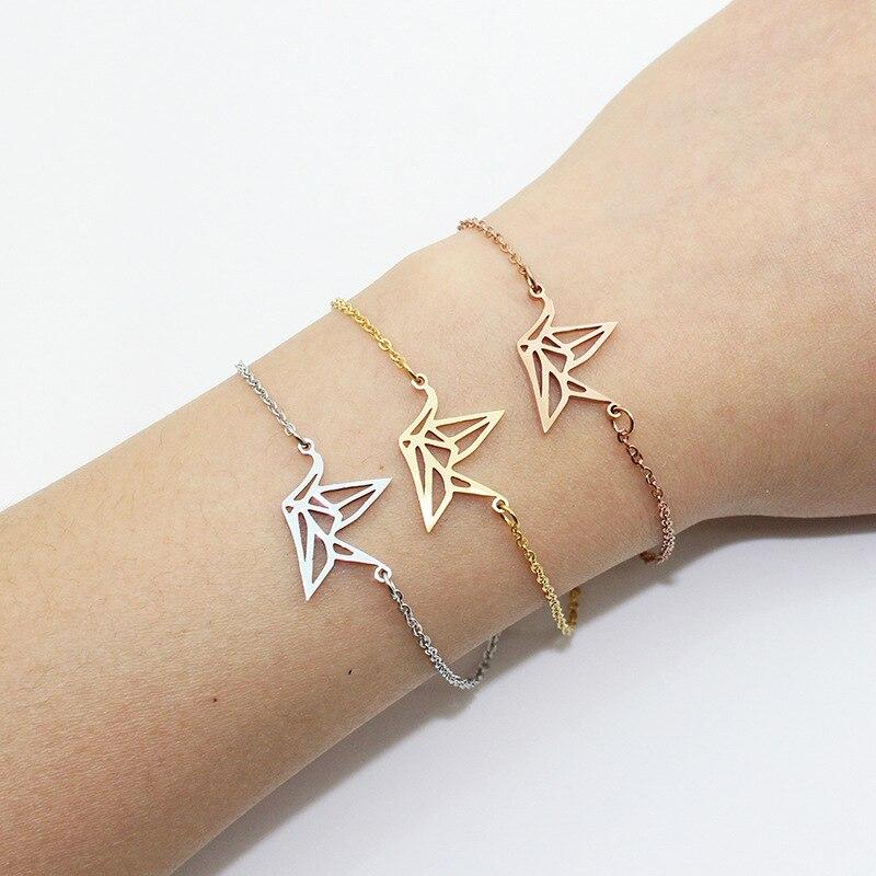 Новый нержавеющей стали кран браслет Романтический подарок украшения персонализированные изделия TYCB05