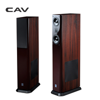 CAV MR9L High-end Home Theater System Main Passive Double Speaker Wood Home Theater For TV High Quality Column Caixa De Som