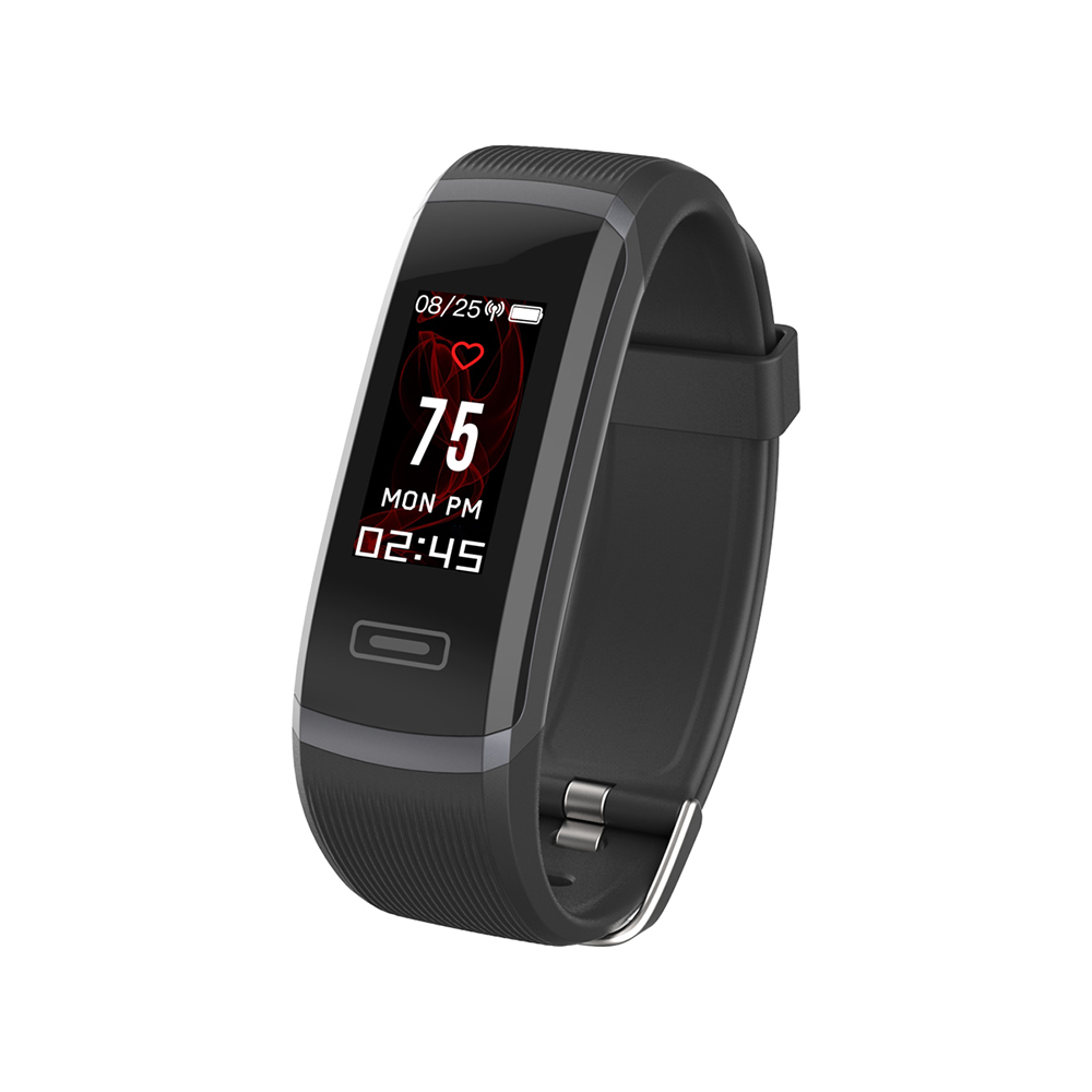 Elephone Band 5 Smart Bracelet Heart Rate Monitor Waterproof Sports Bracelet Wireless Fitness Tracker For IOS Android