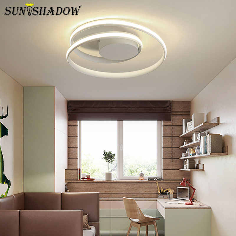 Светильники, современные светодиодные потолочные лампы, черно-белая светодиодная люстра, потолочный светильник для спальни, гостиной, столовой, светильник, светильники