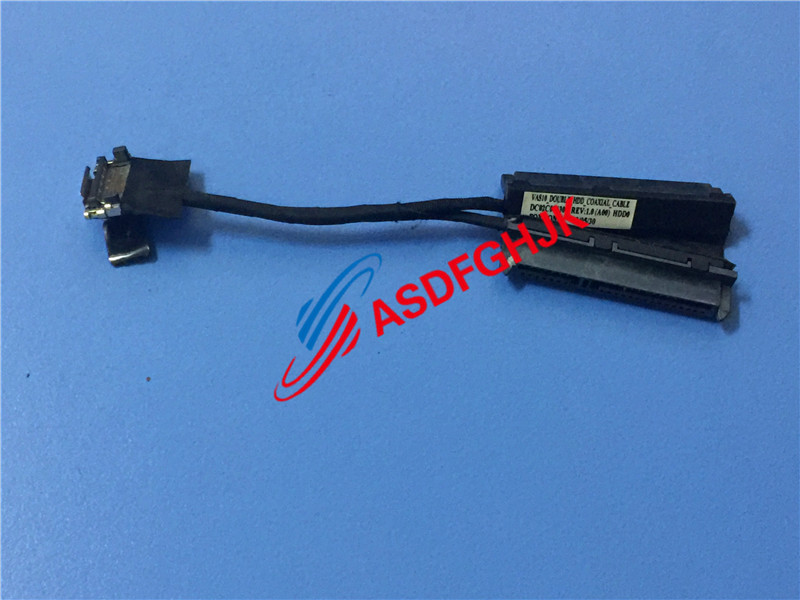 Original Hard Drive SATA HDD Cable FOR Dell <font><b>Alienware</b></font> <font><b>M18X</b></font> <font><b>R3</b></font> VAS10 DC02C006300 0FMJH7 CN-0FMJH7 fully tested image