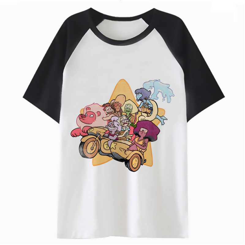 Steven Universe   t     shirt   harajuku hop funny   t  -  shirt   streetwear male tshirt top for hip clothing men tee F2948