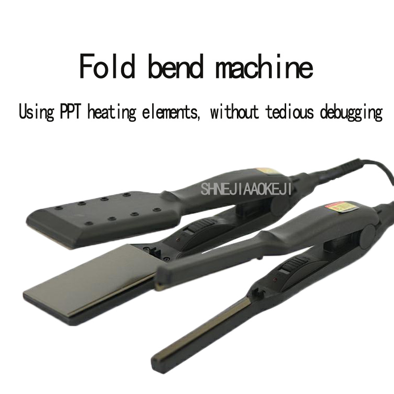 Portable Fold bend machine Acrylic hot bender Edge tool electric bending machine tools 110-240V new arrival the fourth generation universal manual bender tool machine s n 20012 multi function bending machine hot sale