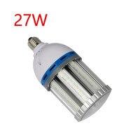 משלוח חינם 27 W 36 W 45 W 54 W 80 w 100 w 120 w LED תירס אור E26 E27 E39 E40 LED מפרץ גבוה אור LED גן אור AC85-277v