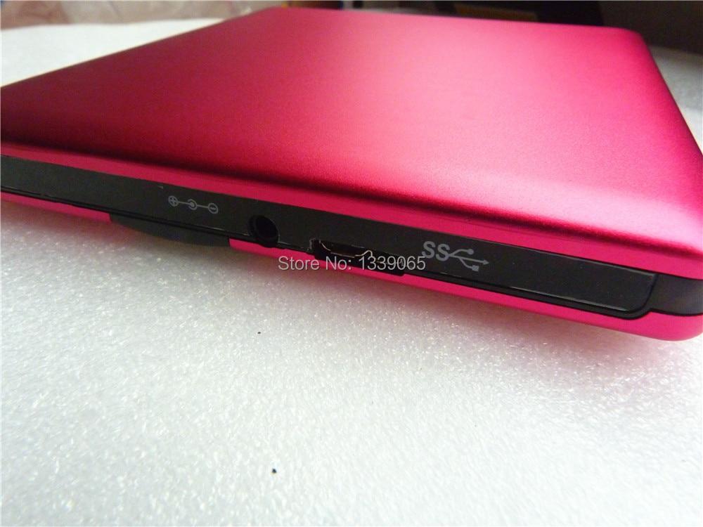USB 3 0 External ODD HDD Optical font b Drive b font Enclosure Caddy Case SATA