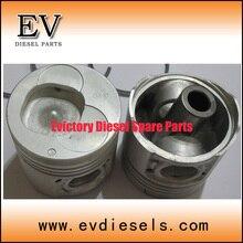 EV детали для двигателя isuzu 3KR2 pistion и комплект поршневых колец