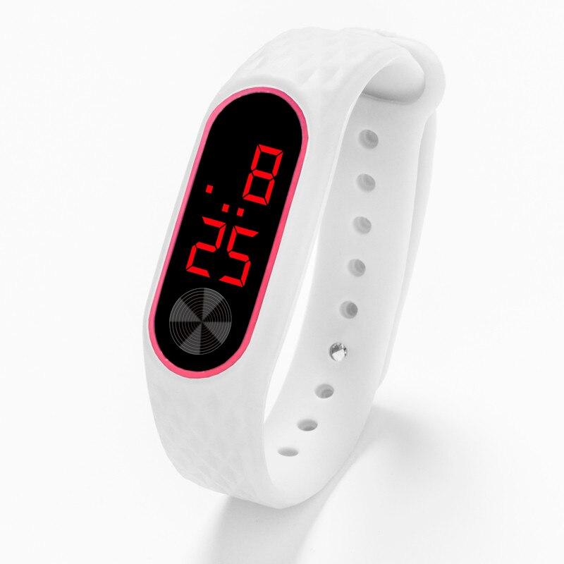 HOT Mens Womens Ladies Sport Watch Bracelet Digital WristWatch  reloj hombre mujer digital montre homme zegarek reloj depore