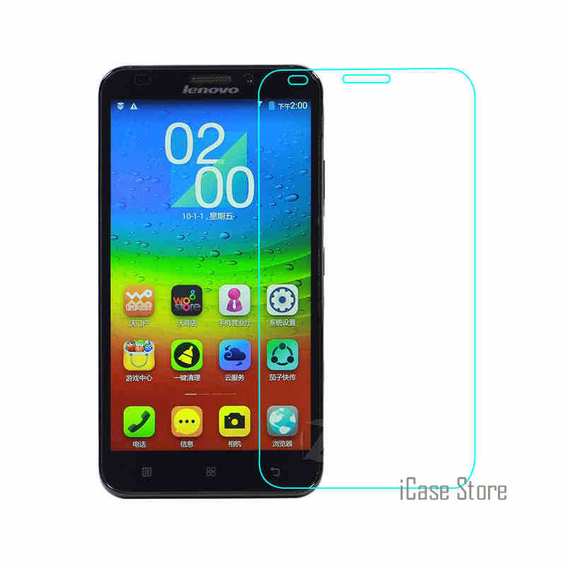 A916 Tempered Glass 0.26mm 9H 2.5D Premium Tempered Glass For Lenovo A916 5.5inch Screen Protector Film Strong Package