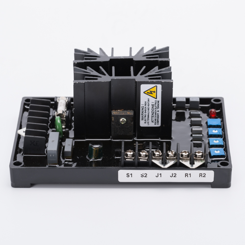 GAVR20A AVR For Diesel Generator  Automatic Voltage Regulator fast shipping 6 5kw 220v 50hz single phase rotor stator gasoline generator diesel generator suit for any chinese brand