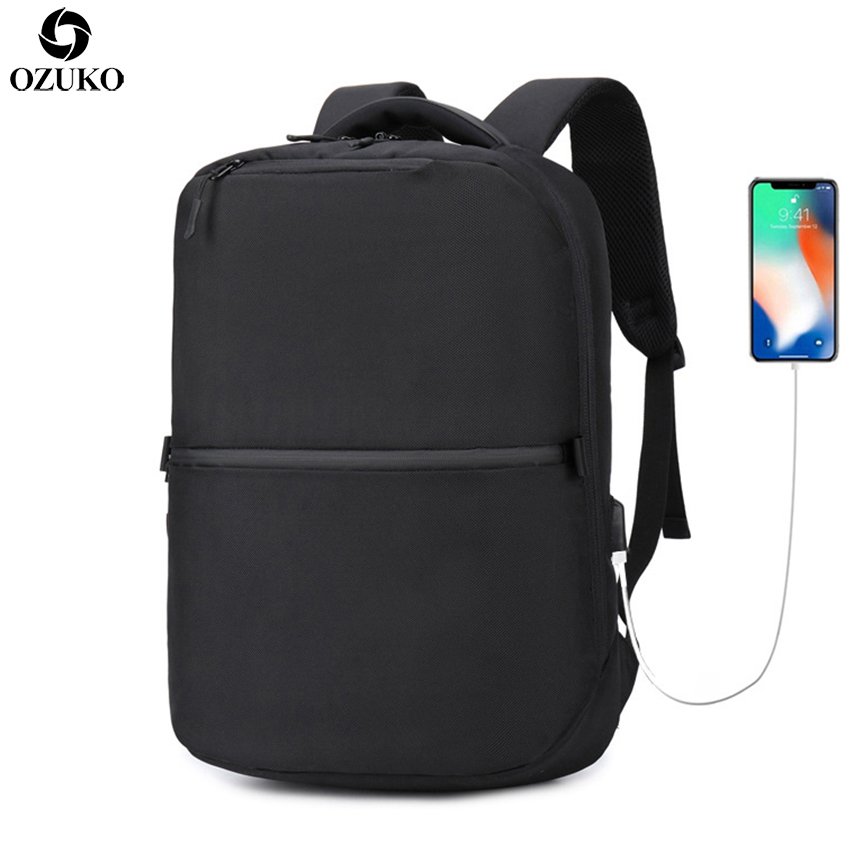 New Multifunction USB Recharging Laptop Backpack Creative Business Men Anti-thief Backpack School Bags Waterproof Travel MochilaNew Multifunction USB Recharging Laptop Backpack Creative Business Men Anti-thief Backpack School Bags Waterproof Travel Mochila