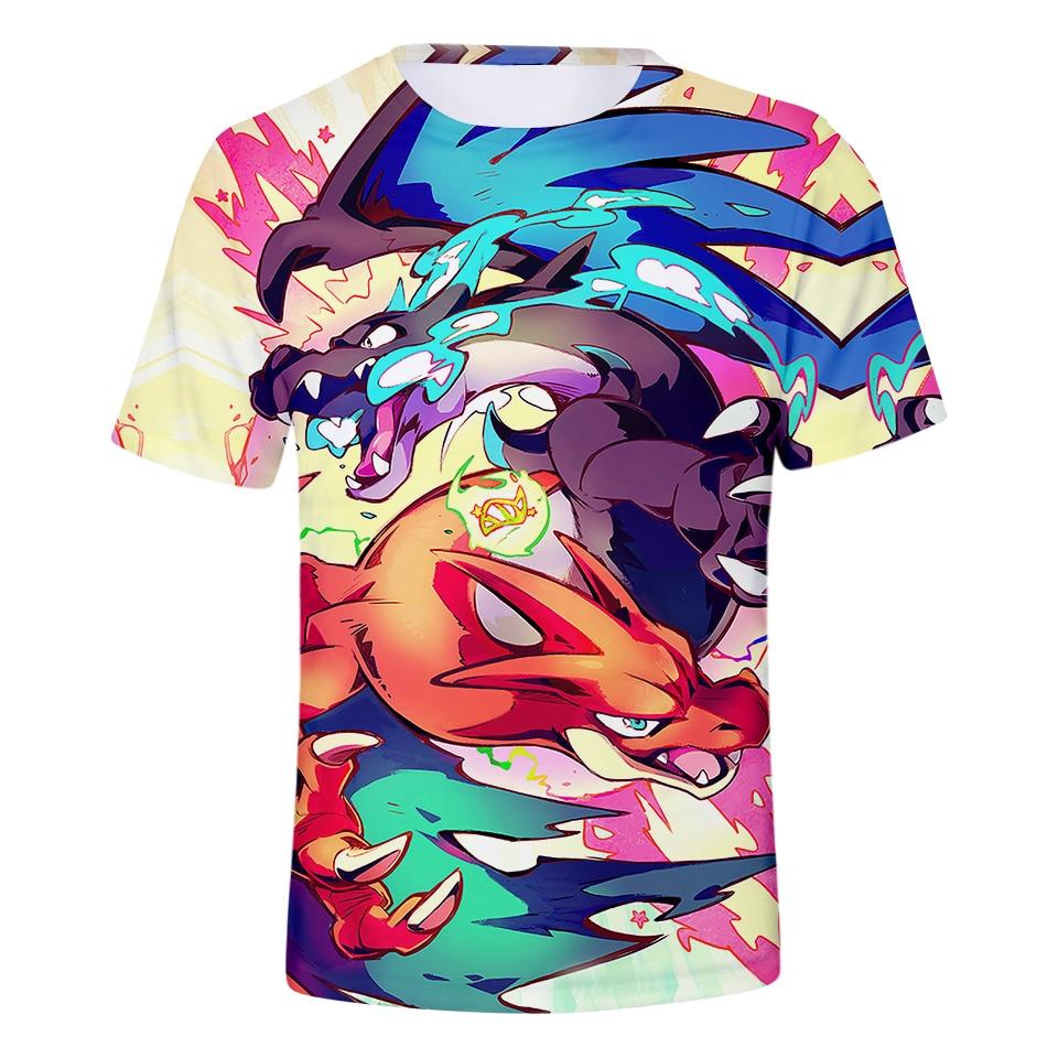 Just Pokemon Alakazam Design Family Day T-shirts Mens Printing Raglan T Shirt Womens Graphic Tee Kids Children Tshirt Pullover Tops Mother & Kids