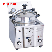 SDXZ-16 15L Kitchen  Household Low Fat Air Electric Fryer No Oil Electric Fry Machine Fried Chicken Wings Stainless steel