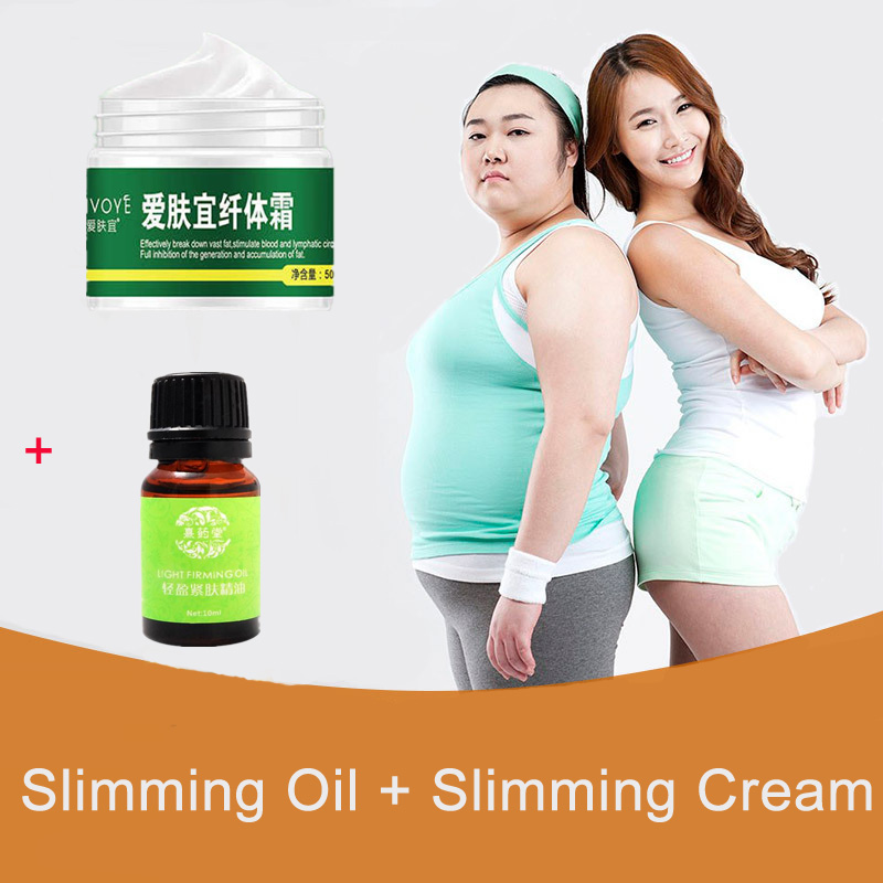 Slimming Essential Oil Body Shaping Fat Burning Weight