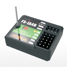 Flysky 2.4G 4 Channels 140 Band Receiver 2A PPMS Data for FS-IA4B