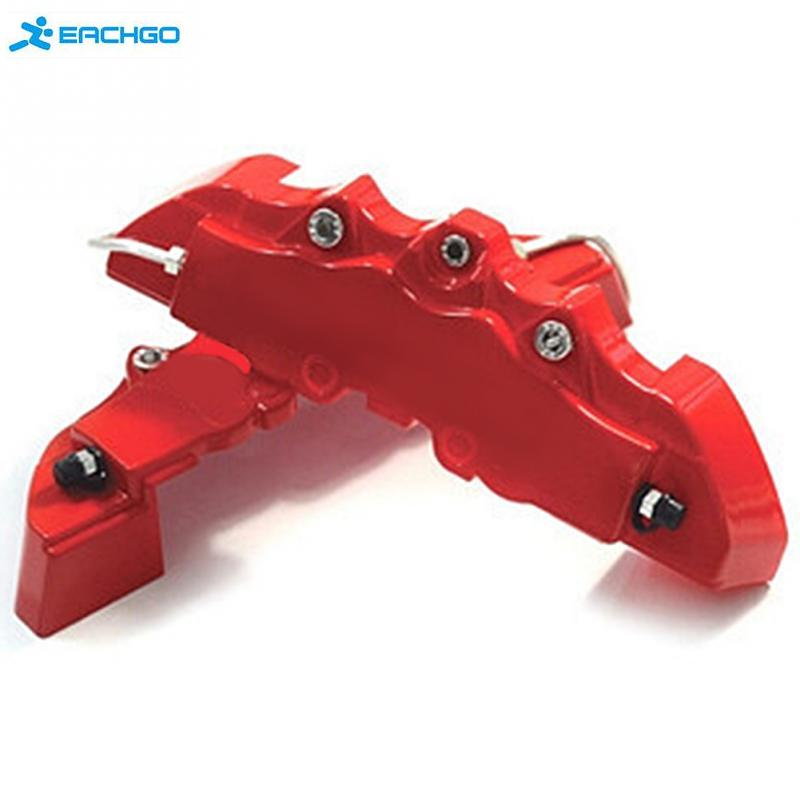 2Pcs/Lot ABS Endless Brake Caliper Cover Front Rear Brake Pliers Caliper Cover Decoration Cover For Wheel