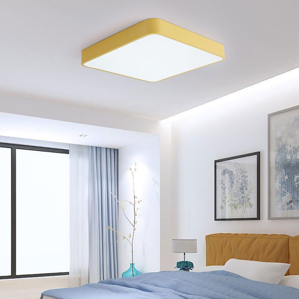 Zerouno LED Lights Ceiling Lamp 80w 60w 48w 36w 27w 18w Highlight High Power Ceiling Lights Kitchen Living Room Bed Room FixtureZerouno LED Lights Ceiling Lamp 80w 60w 48w 36w 27w 18w Highlight High Power Ceiling Lights Kitchen Living Room Bed Room Fixture