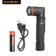 bateria lanterna Everbrite brilhante