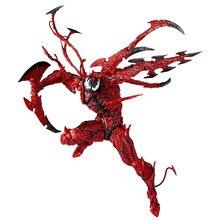 16cm Marvel Avengers kırmızı Venom Carnage film İnanılmaz örümcek-adam aksiyon figürü eklemler hareketli koleksiyon Model oyuncaklar hediye