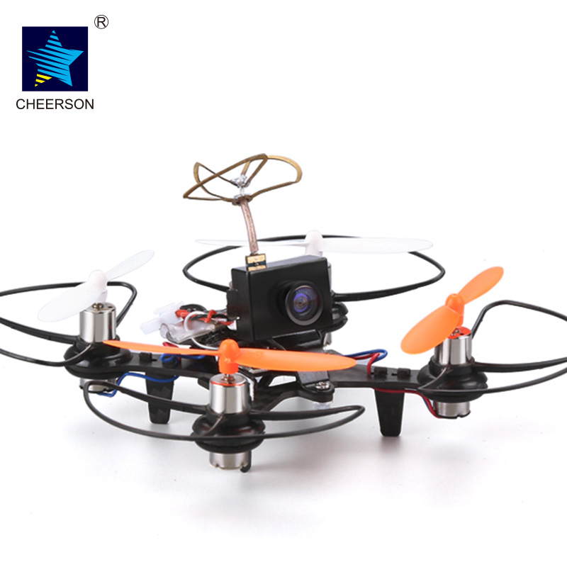 Cheerson Tiny 80 Micro FPV BNF Quadcopter  F3 Evo Brushed Air Controller Profession DIY Aircraft Helicopter salmo tiny f