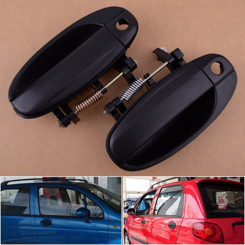 Front Left Outside Outer Exterior Door Handles 96541631 For Chevrolet Aveo Aveo5