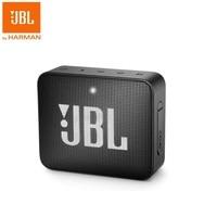 JBL Go 2 Mini Portable Wireless IPX7 Waterproof Bluetooth Speaker with Subwoofer Bass Effect