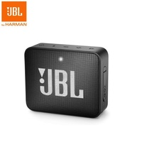 JBL Go 2 Mini Portable Wireless IPX7 Waterproof Bluetooth Speaker with Subwoofer Bass Effect