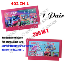 Hot Sale 2 Pieces Game Collection 402 in