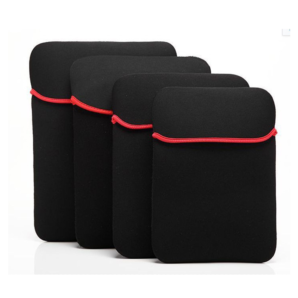 Tablet Sleeve 7 / 8 / 9 / 9.7 /10 /12 /13 /14 /15 Inch Neoprene Pouch Bag Protective Case For Tablets PC Notebook Computer Bag