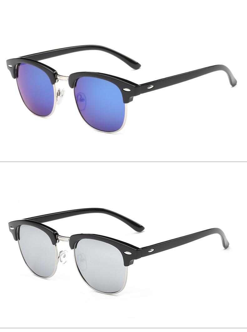 Luxury Square Men Sunglasses Women Brand Designer 2017 Retro Vintage Sun Glasses For Women Men Male Lady Female Sunglass Mirror (19)