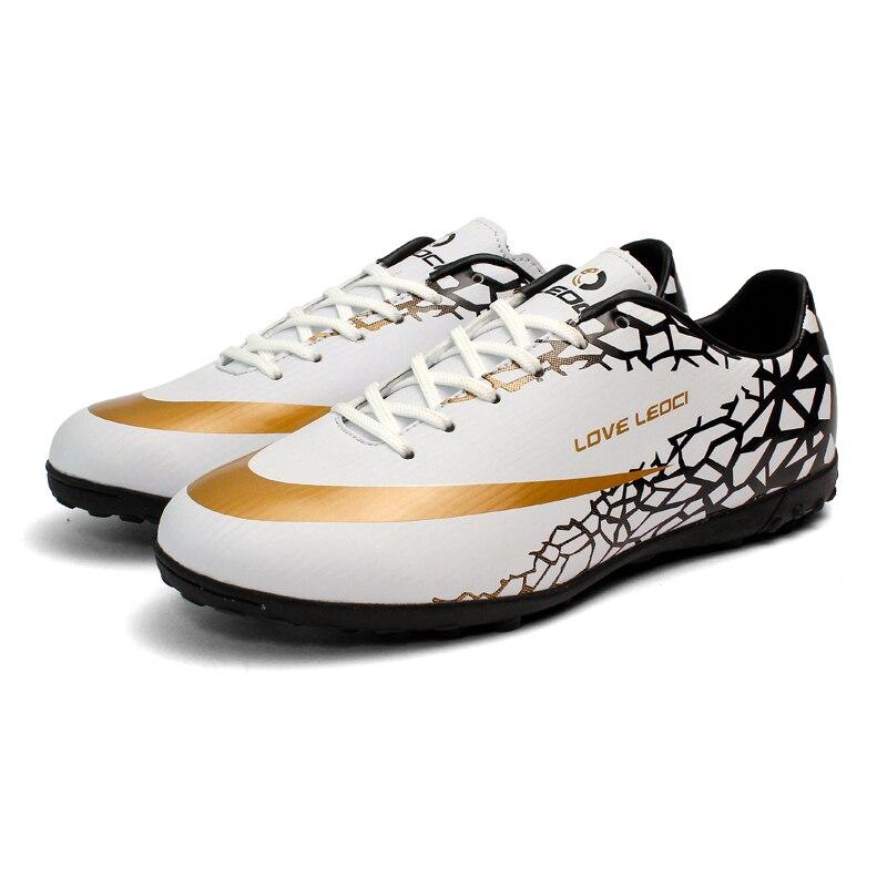 ღ ღNuevos hombres Zapatillas de Soccer cleats para adultos niños ...