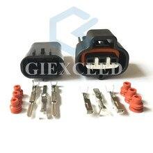 2 комплекта 3 Pin 6189-0099 автомобильный разъем для VSS Toyota 1JZ 2JZ карта сенсор 90980-10841 вакуум турбо давление авто разъем LX13