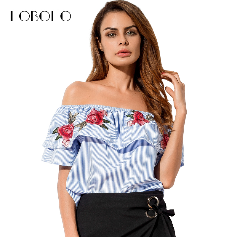 Innovative Women Blouses 2017 Casual Elegant OL Chiffon Blouse Short Sleeve Work Wear Blusas Tops Shirts ...