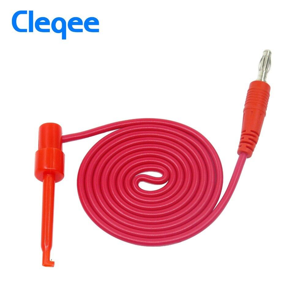Aliexpress.com : Buy Cleqee P1039 1Set 4pcs 4mm Banana Plug to Test ...